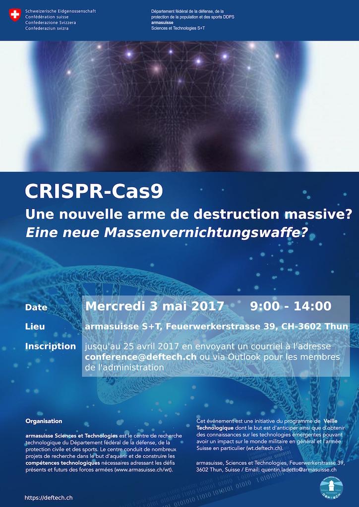 CRISPR-CAS9_DEFTECH_3rdMay2017