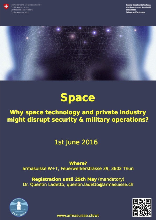 DEFTECH_Space_Workshop_1Juni2016