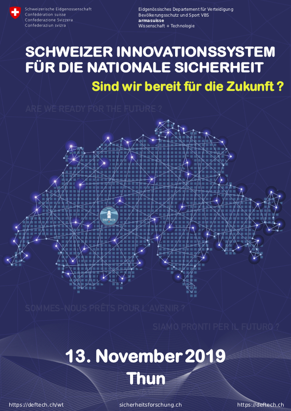 DEFTECH-Schweizer-Innovationssystem-fuer-die-nationale-Sicherheit-13th-November-2019