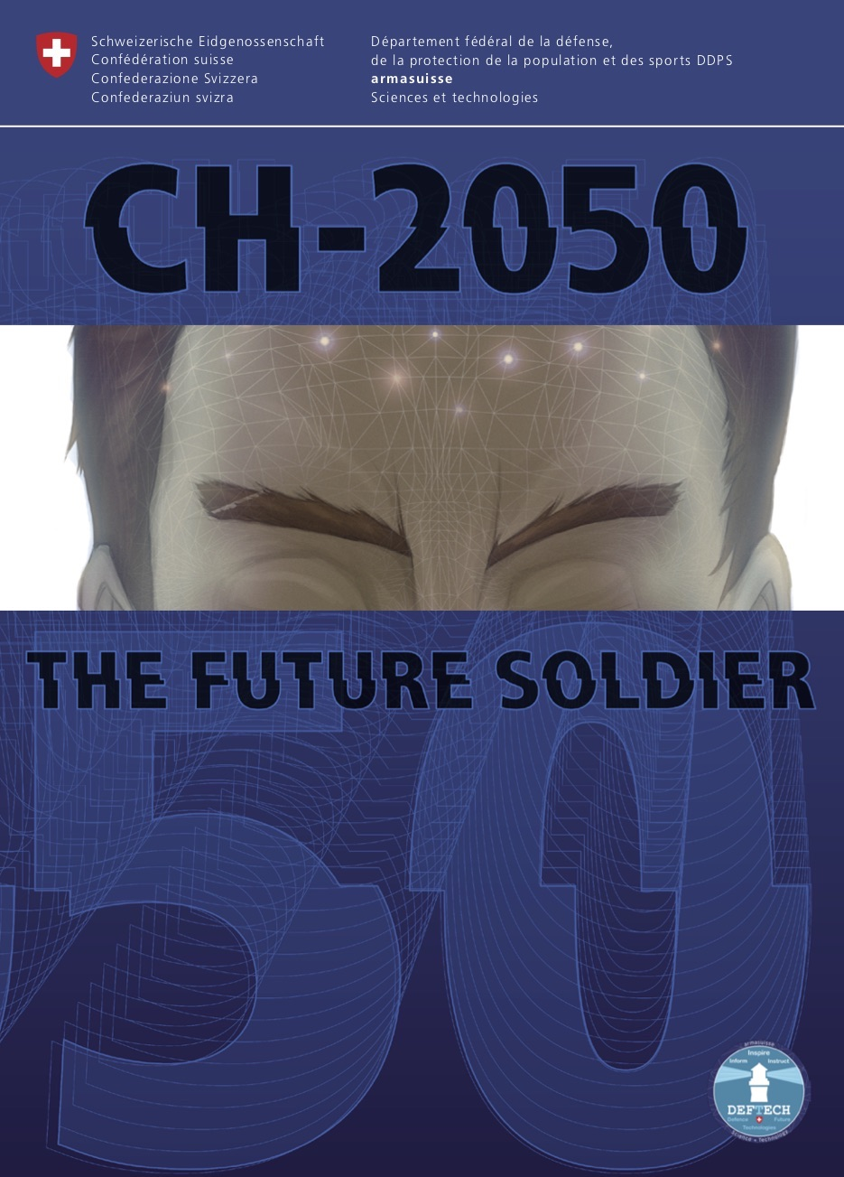 CH-2050 The Future Soldier